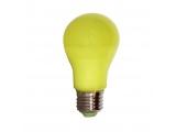 Λάμπα Led Α60 10W E27 Κίτρινο Εντομοαπωθητικό (INS10W)