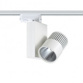 Aca Σποτ ράγας LED COB 4 καλωδίων 15W 4000K Λευκό (BIENAL1540W4)