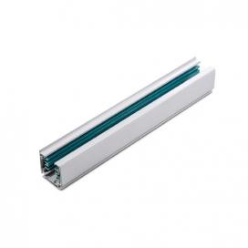 Aca Ράγα 4 Καλωδίων 1m Λευκή (4W1MW)