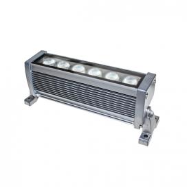 Aca LED HIGH POWER γραμμικός προβολέας 12W 25° 6000K (LENSO1260)
