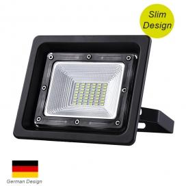 LED SMD προβολέας LINUS MINI 20W 12 - 24V DC 120° 4000K (LINUS2040DC)