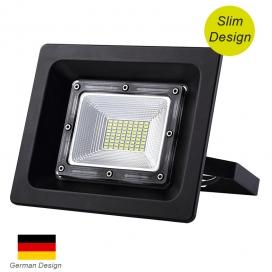LED SMD προβολέας LINUS MINI 30W 12 - 24V DC 120° 6000K (LINUS3060DC)