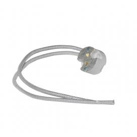 Ντουί G4/G5.3/G6.35 12V με Καλώδιο 15cm (16-70)