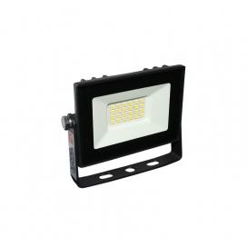 LED SMD προβολέας αλουμινίου 10W 120° 4000K (3-371011)