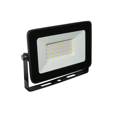 LED SMD προβολέας αλουμινίου 20W 120° 4000K (3-372011)