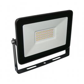 LED SMD προβολέας αλουμινίου 30W 120° 4000K (3-373011)