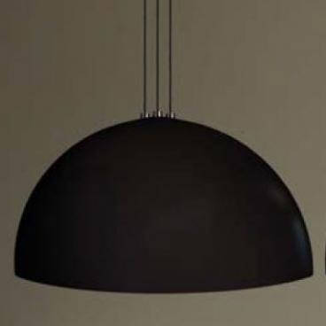 Luma Μοντέρνο Μονόφωτο Φωτιστικό Οροφής Διάμετρος 80cm