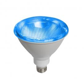 Λάμπα SMD LED 15W PAR38 E27 230V IP65 Μπλε (PAR3815B)