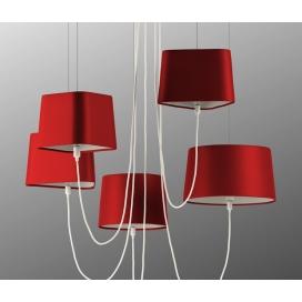 Luma Μοντέρνο Πολύφωτο Φωτιστικό Οροφής (5 φώτα) (100-09800-07)