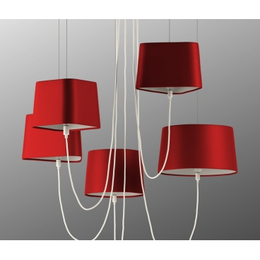 Luma Μοντέρνο Πολύφωτο Φωτιστικό Οροφής (5 φώτα)