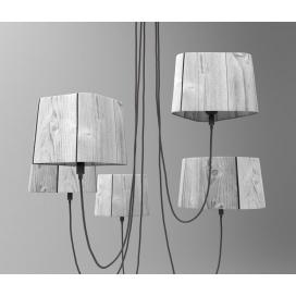 Luma Μοντέρνο Πολύφωτο Φωτιστικό Οροφής (5 φώτα) (100-09800-07G)