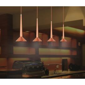 Luma Μοντέρνο Τετράφωτο Φωτιστικό Οροφής (100-09780-09)
