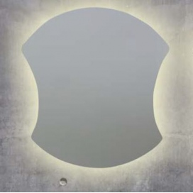Luma Επιτοίχια Απλίκα Διάμετρος 25cm (100-09740-18)