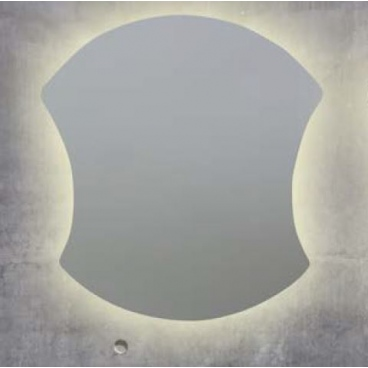 Luma Επιτοίχια Απλίκα Διάμετρος 25cm