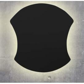 Luma Επιτοίχια Απλίκα Διάμετρος 25cm (100-09740-18B)