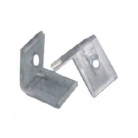Πλαστικό Κλιπ Στερέωσης για προφίλ P6 (PC6)