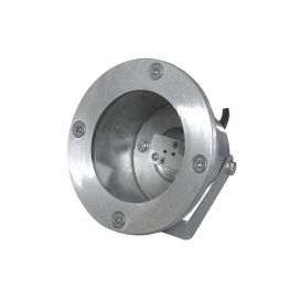 Στεγανό Φωτιστικό Σποτ Αλουμινίου MR16 Σατινέ (Αλουμίνιο Άβαφο) (4-904123)