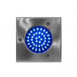 Στεγανό Led Φωτιστικό Δαπέδου 1.5W Μπλε (3-1372446)