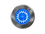 Στεγανό Led Φωτιστικό Δαπέδου 1W Μπλε (3-130746)