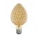 Λάμπα Filament Led Amber Mava 6W E27 2700K Dimmable (MAVA6WWDIMAM)