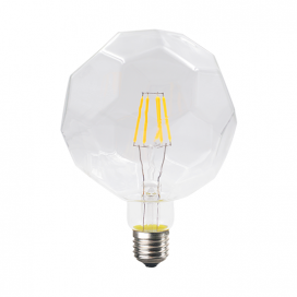 Λάμπα Filament Led Lig 6W E27 2700K Dimmable (LIG6WWDIM)