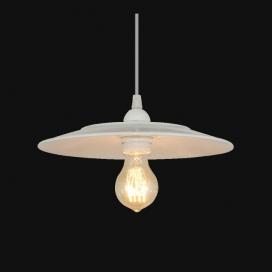 Luma Μοντέρνο Μονόφωτο Φωτιστικό Οροφής Διάμετρος 24cm