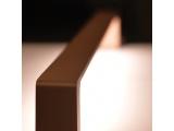 Aca Led Επιτοίχιο Φωτιστικό 18W 3000K Σκούρο Χρυσό (ZD810418LEDGD)
