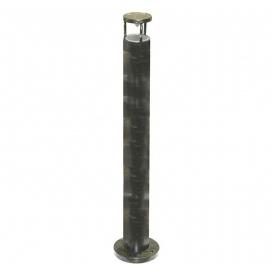 Φωτιστικό Δαπέδου Αλουμινίου Πατίνα (9-91076579)