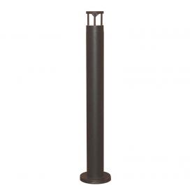 Φωτιστικό Δαπέδου Αλουμινίου Σαγρέ Σκουριά (9-910765781)