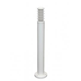 Φωτιστικό Δαπέδου Αλουμινίου Λευκό (9-9014650)