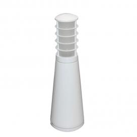 Κολωνάκι Αλουμινίου Λευκό (9-9026370)