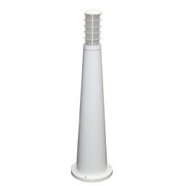 Φωτιστικό Δαπέδου Αλουμινίου Λευκό (9-9026650)