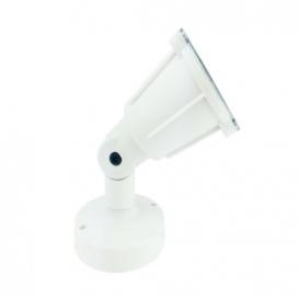 Aca Πλαστικό Σποτ GU10 Λευκό (KERTGU10W)