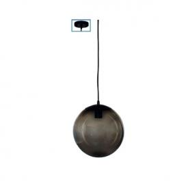 Ακρυλική Κρεμαστή Μπάλα με Ανάρτηση Φιμέ (AC.18250KSM)