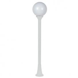 Λευκή Κολώνα με μπάλα (PLGM5W)