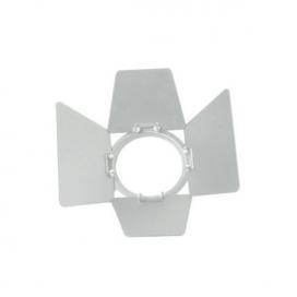 Λευκό πλαίσιο με πτερύγια για φωτιστικό ράγας IDA (IDASW)