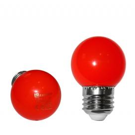 Λάμπα Led SMD 2W E27 Κόκκινη (13-27022)