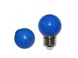 Λάμπα Led SMD 2W E27 Μπλε (13-27024)
