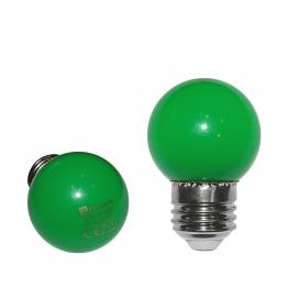 Λάμπα Led SMD 2W E27 Πράσινη (13-27025)