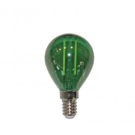 Λάμπα Led COG 2W E14 Πράσινη (13-14025)