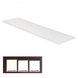 Led Panel 30x120 42W 120° 3000K Λευκό (21-12042000)