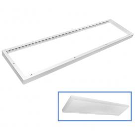 Πλαίσιο Αλουμινίου Λευκό για 30x120 Πάνελ (21-30120)