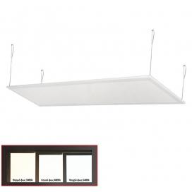 Led Panel 30x120 42W 120° 4000K Λευκό (21-1204201)