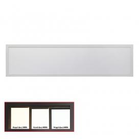 Led Panel 30x120 50W 120° 6300K Λευκό (21-1205000)