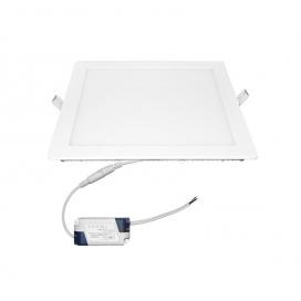 Led SMD slim panel 22x22 25W 120° 6300K Λευκό (21-0252100)