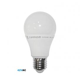 Λάμπα Led A60 42VAC 10W E27 3000K(13-27251000)