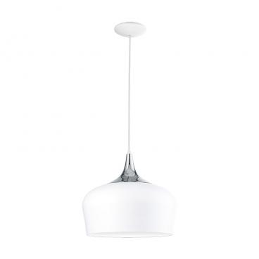Eglo Obregon Μονόφωτο Φωτιστικό Λευκό (95384)