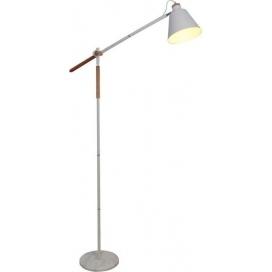 InLight Επιδαπέδιο Φωτιστικό Λευκό (45370)