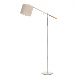 InLight Επιδαπέδιο Φωτιστικό Λευκό (45374)