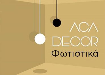Aca Decor 2020 - Φωτιστικά